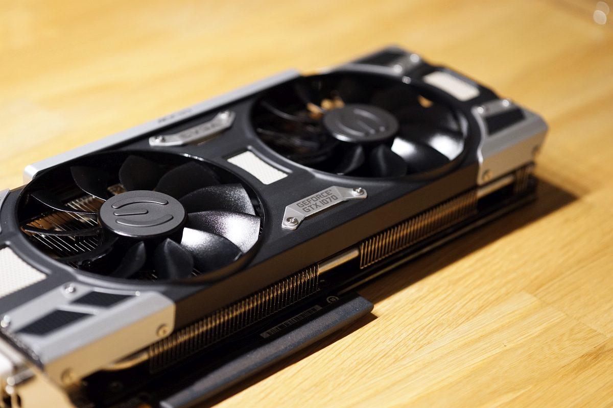 EVGA GeForce GTX1070 SC Gaming ACX3 0 | kc blog